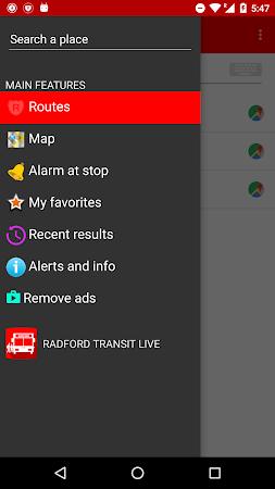 Radford Transit Live 17081409 screenshot 2092381