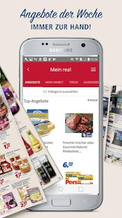 real,- leaflet, coupons - náhled