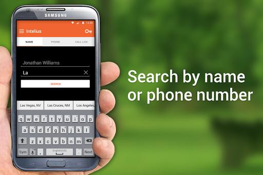 Download Intelius Background Check Caller ID & Phone Lookup APK Full