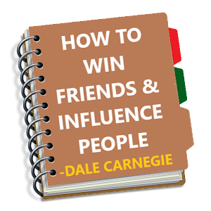 How to Win Friends and People Book Summary 11.1 (Premium) by Atish Books App logo