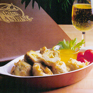 French Fried Artichoke Hearts