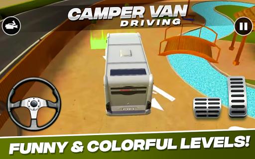 Camper Van  Driving 2.0 screenshots 2
