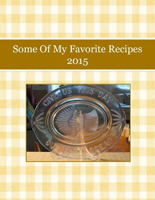 Some Of My Favorite Recipes 2015