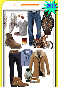 Men's clothing styles screenshot 3
