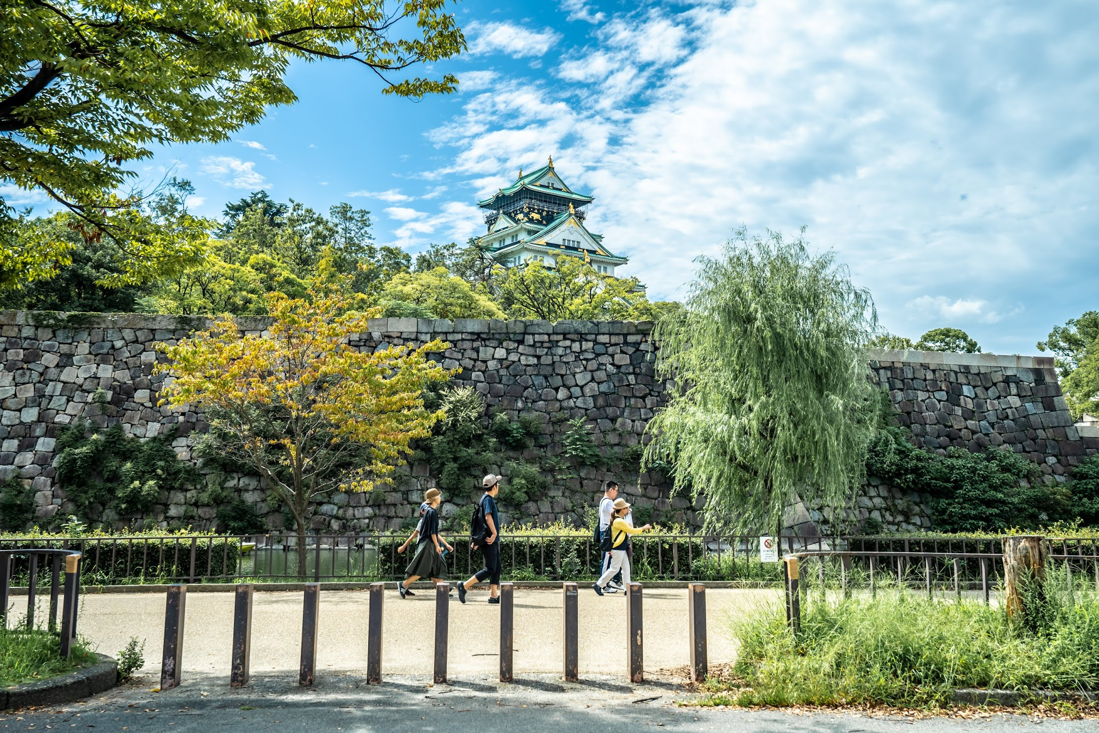 Osaka Castle Park2