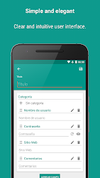Password Safe and Manager Pro v5.6.3 APK 3
