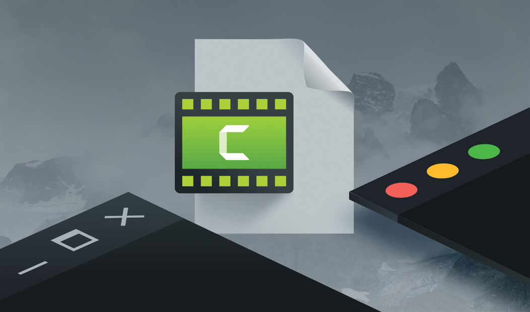 how to add a video track in camtasia