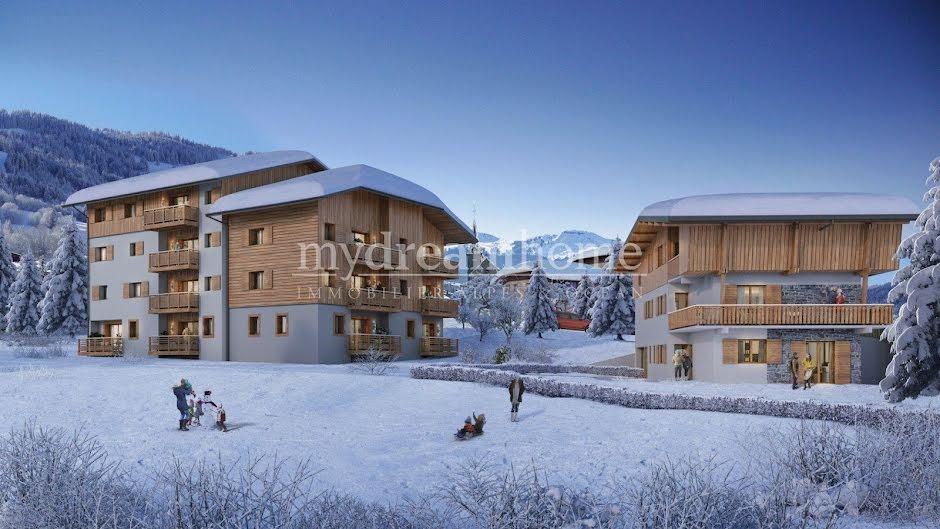 Vente appartement 4 pièces 81.96 m² à Praz-sur-Arly (74120), 527 000 €