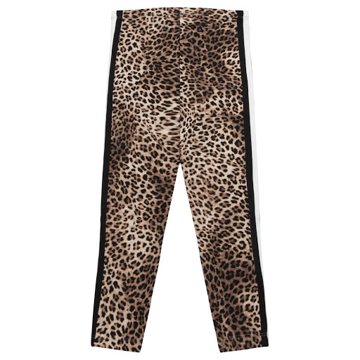 Thumbnail images of Monnalisa Leopard Print Leggings