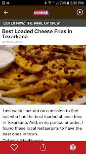Kicker 102.5 - Country Radio - Texarkana (KKYR) - náhled