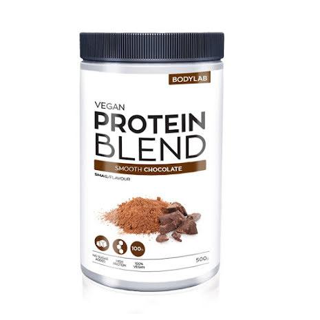 Bodylab Vegan Protein 500g - Smooth Chocolate