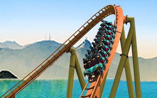 VR Water Roller Coaster Theme Park Ride  screenshots 5