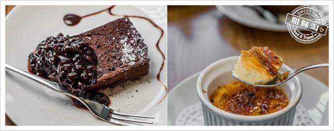 約尼咖啡蛋糕布丁