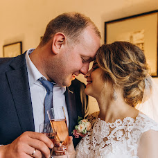 Wedding photographer Aleksey Krupilov (Fantomasster). Photo of 26.09.2017