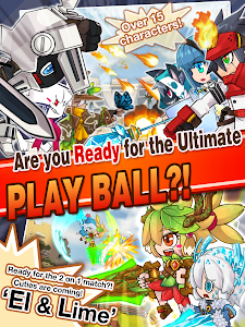 9 Elements : Action fight ball v1.8