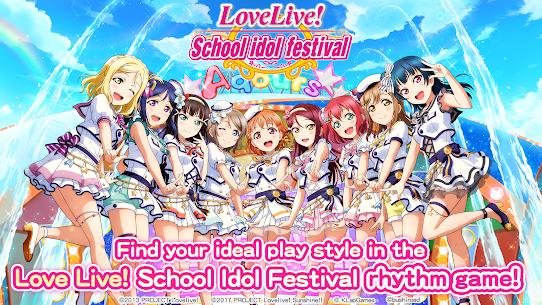 Love Live! School idol festival- Music Rhythm Game 1