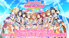 Love Live! School idol festival- Music Rhythm Gameのおすすめ画像1
