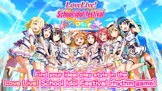 Love Live! School idol festival- Music Rhythm Game - Apps on Google Play