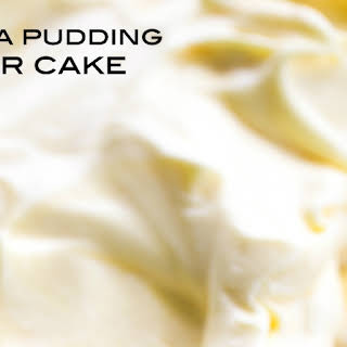 Banana Pudding Eclair Cake.