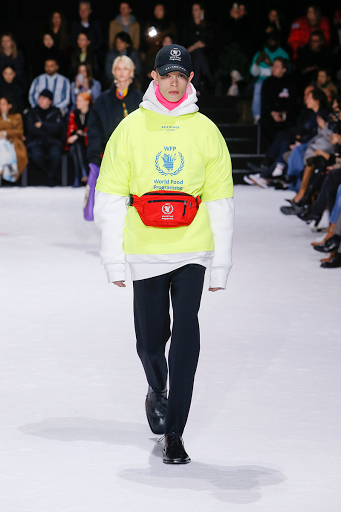 Balenciaga Collaborated With World Food Programme
