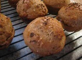 Rye Muffins Recipe