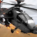Helicopter Gunship Strike Air Cavalry Pilot icon