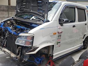 ワゴンR MC11S RR  Limited のカスタム事例画像 ガンダムワゴンRさんの2021年06月07日11:53の投稿