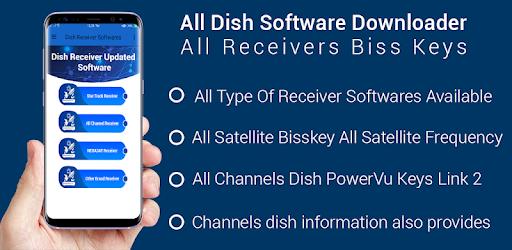 All Dish Software download : All receiver biss key - Apps en
