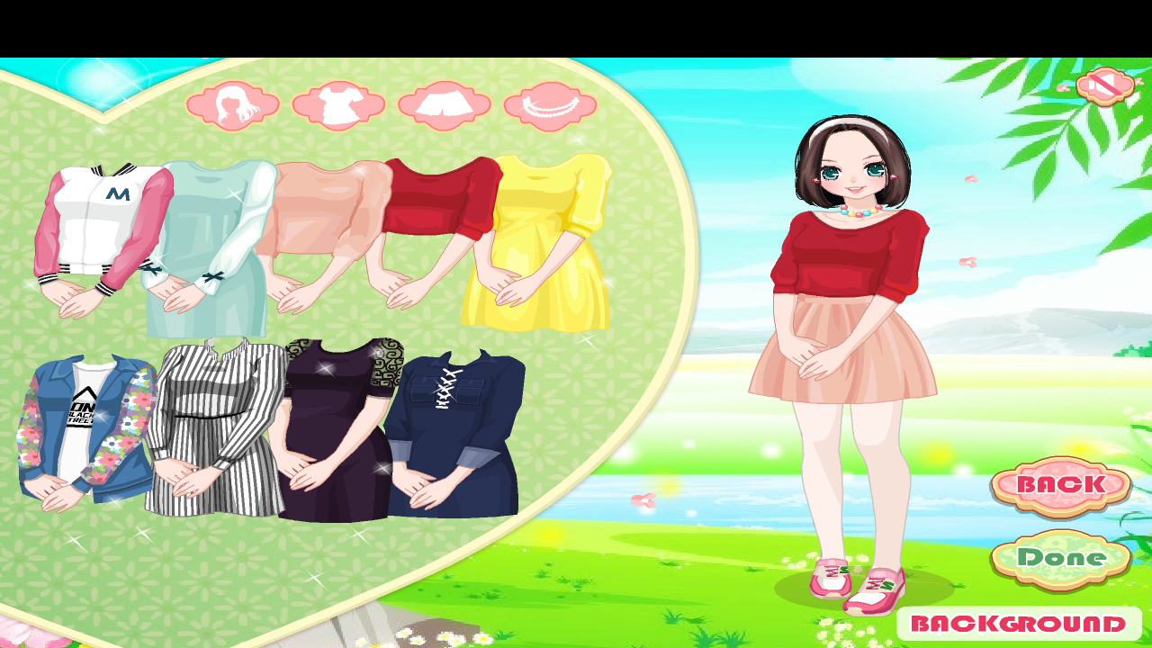 Fashion Style Girls Games Android Apps On Google Play