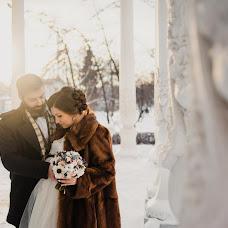 Fotografo di matrimoni Olga Timofeeva (OlgaTimofeeva). Foto del 25.01.2017