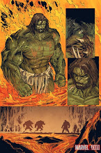 Photo: Incredible Hulk (2011) #3 preview art by Marc Silvestri