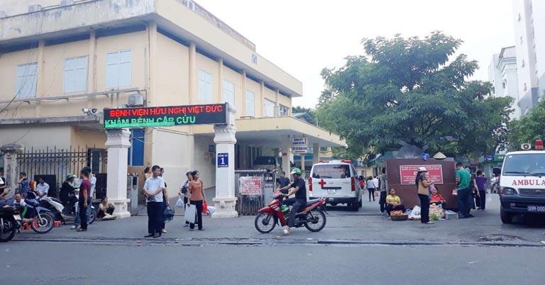 bệnh viện chữa trào ngược dạ dày tại Hà Nội