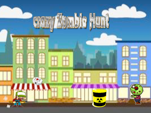 Crazy Zombie Hunt