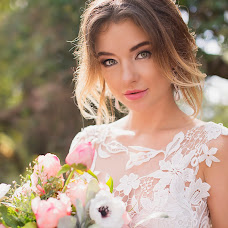 Wedding photographer Evgeniya Lisina (evgenialisina). Photo of 07.03.2018