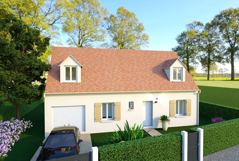 Vente Terrain + Maison - Terrain : 1035m² - Maison : 120m² à Saint-Léger-en-Yvelines (78610)