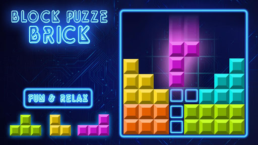 Brick Block Puzzle Classic 2020 screenshots 9