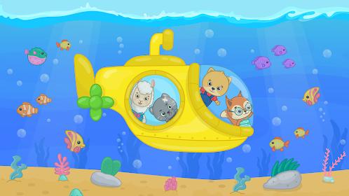Jogos para criancas e bebe - jogo de enigma gratis Mod