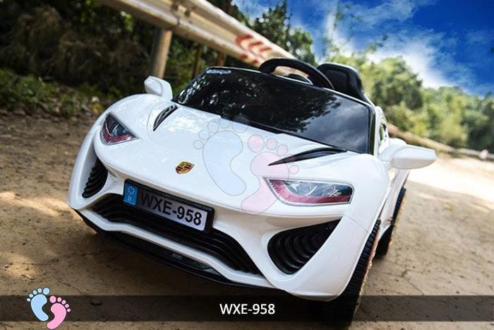 Xe hơi điện trẻ em WXE-958 1