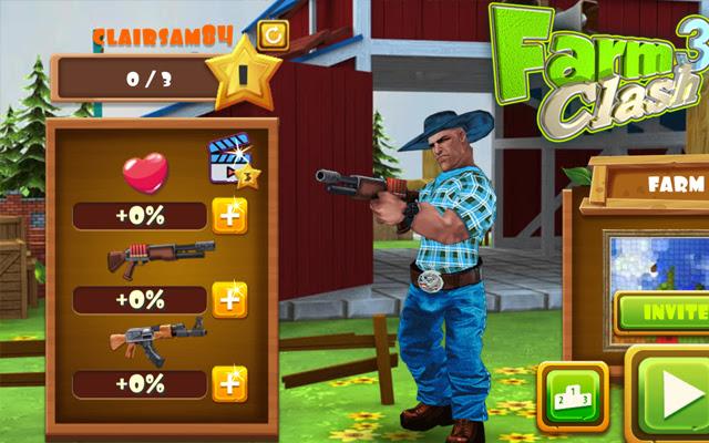Farm Clash 3D Game