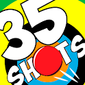 35 shots icon