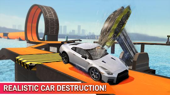 Car Stunt Races: Mega Ramps 5