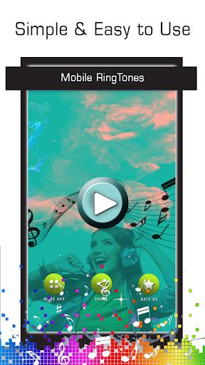 New Free Mobile Ringtones 2018 _ Top Ringtones 1.0 screenshots 1