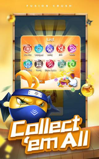 Fusion Crush u30d5u30e5u30fcu30afu30e9 android2mod screenshots 3