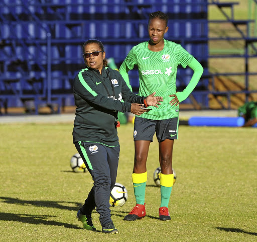 Desiree Ellis, coach of South Africa, has urged Safa to organise quality opposition for Banyana in the build-up to the Ghana Afcon.