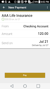 Town & Country Mobile Banking screenshot 3