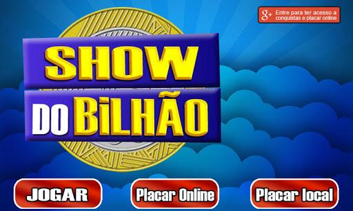 Show do Bilhu00e3o Milhu00e3o Infinito 1.1.0 screenshots 5