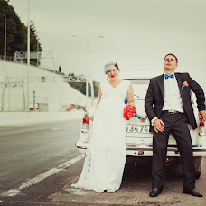 Wedding photographer Mikhail Agafonov (miraj). Photo of 20.08.2015