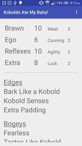 Kobold Generator  screenshots 2