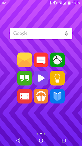 Goolors Elipse - icon pack
