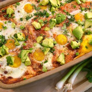 Huevos Rancheros Casserole   Easy Huevos Rancheros Recipe